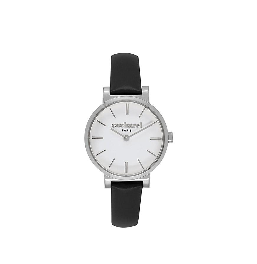 Relógio Cacharel® CLD027BA | Preto e Branco