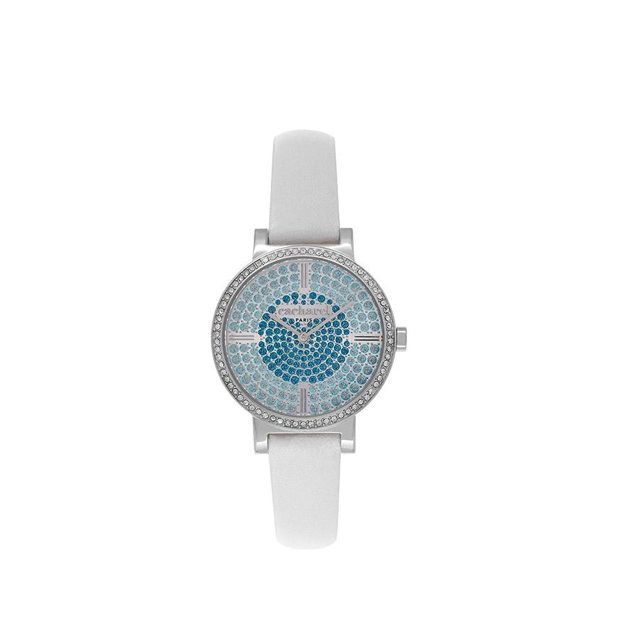 Relógio Cacharel® CLD033SJB | Branco