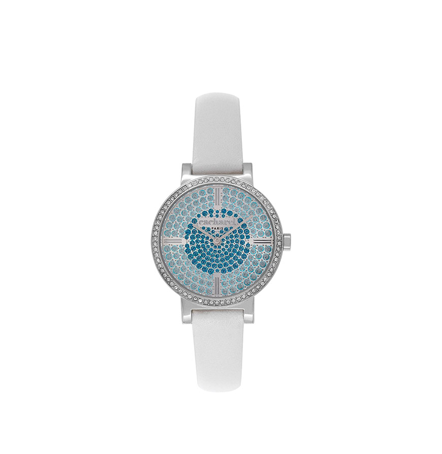 Relógio Cacharel® CLD033SJB   Branco