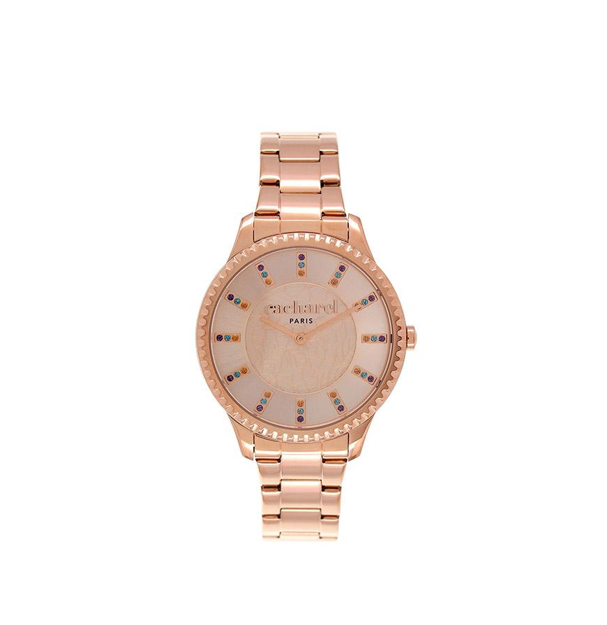 Relógio Cacharel® CLD0352TM | Rosa Dourado