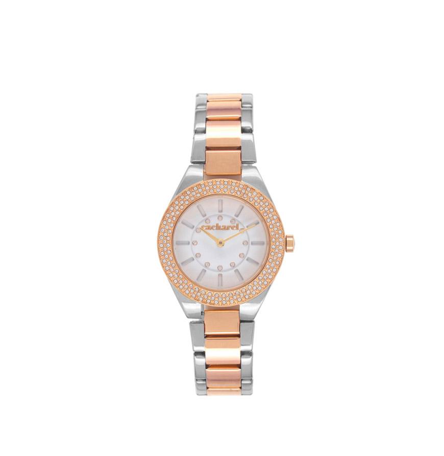 Relógio Cacharel® CLD054S4BM | Dourado e Prateado