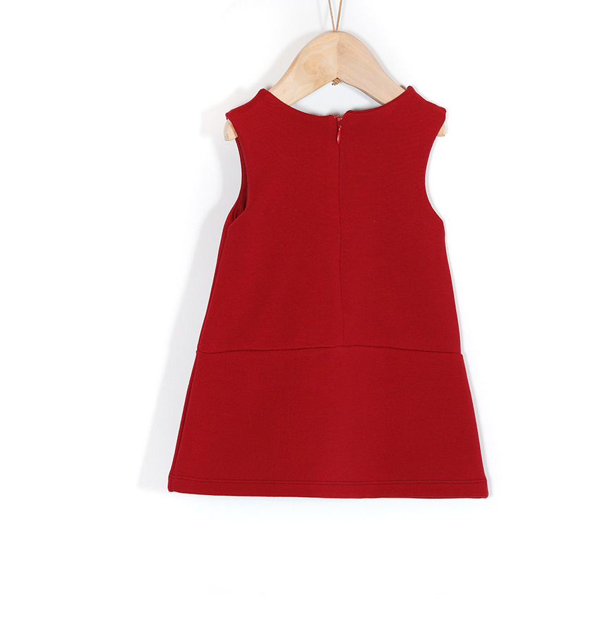 Vestido Mini Girandola®   Vermelho