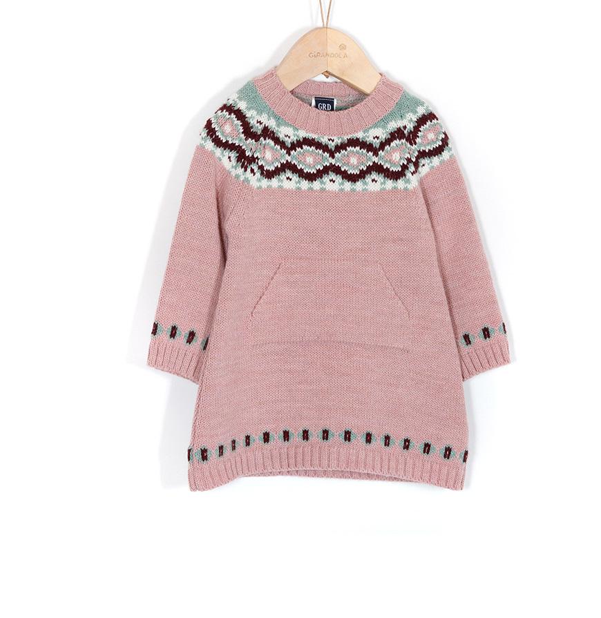 Vestido Mini Girandola® | Rosa