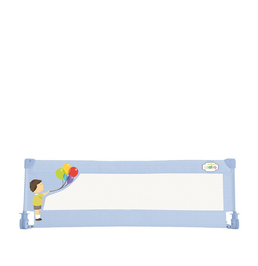 Barreira para Cama Asalvo® | Azul