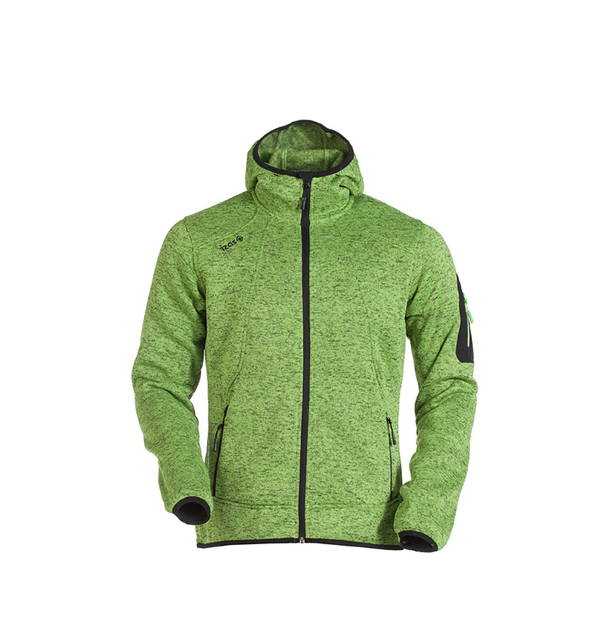 Casaco de Lã Izas® Verde Claro