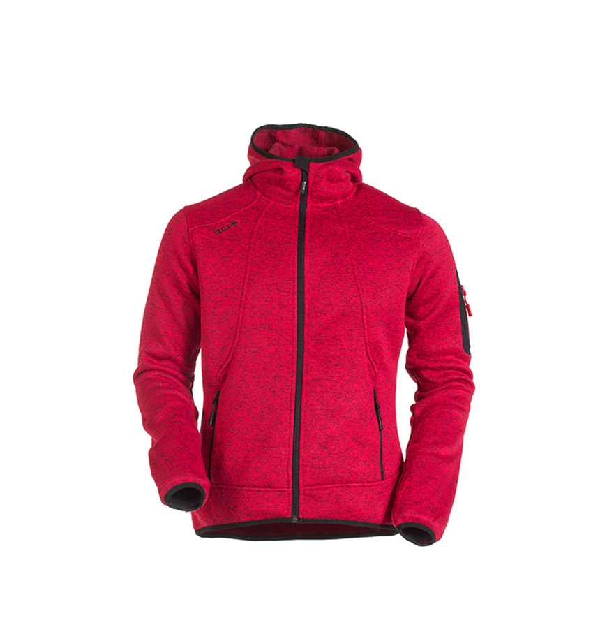 Casaco de Lã Izas® Vermelho