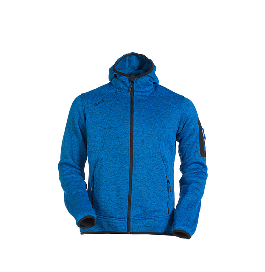 Casaco de Lã Izas® Azul Royal