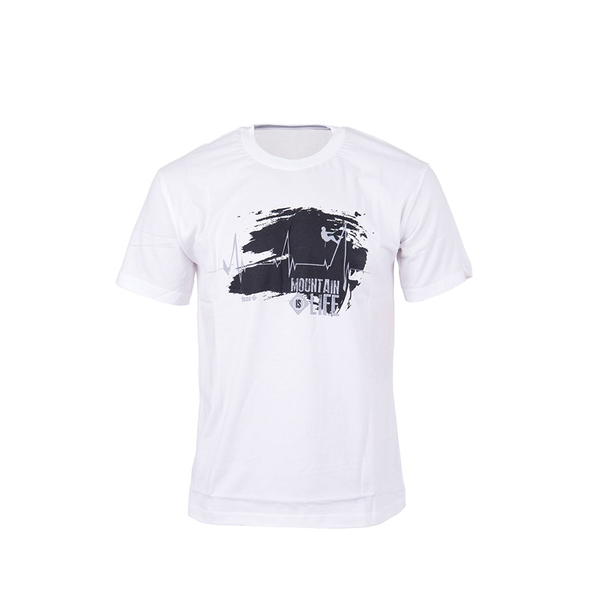 T-shirt Branca Izas®