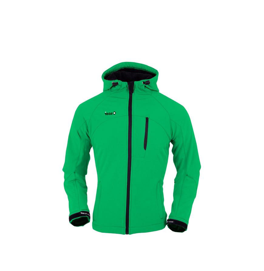 Casaco com Capuz Izas® Verde