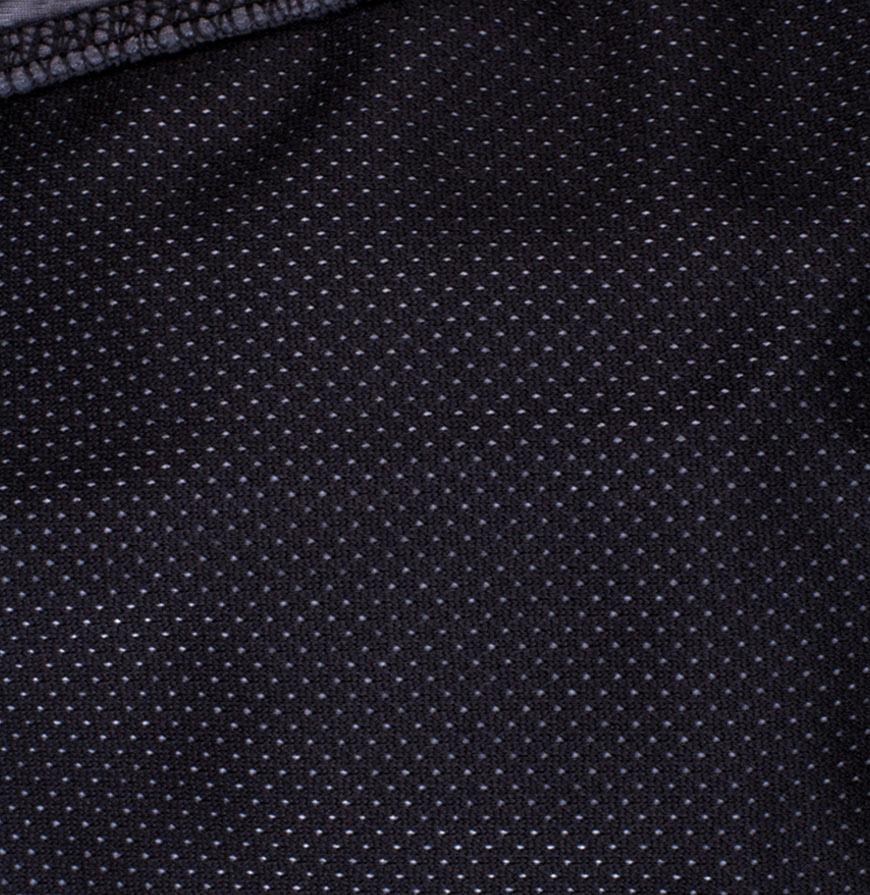Casaco Polar Izas® Cinza Escuro e Preto