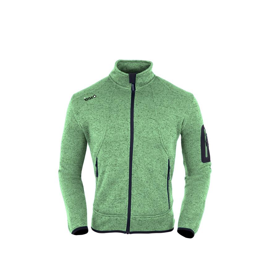 Casaco Izas® com Bolsos   Verde Claro