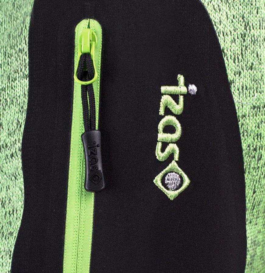 Casaco Izas® com Bolsos | Verde Claro