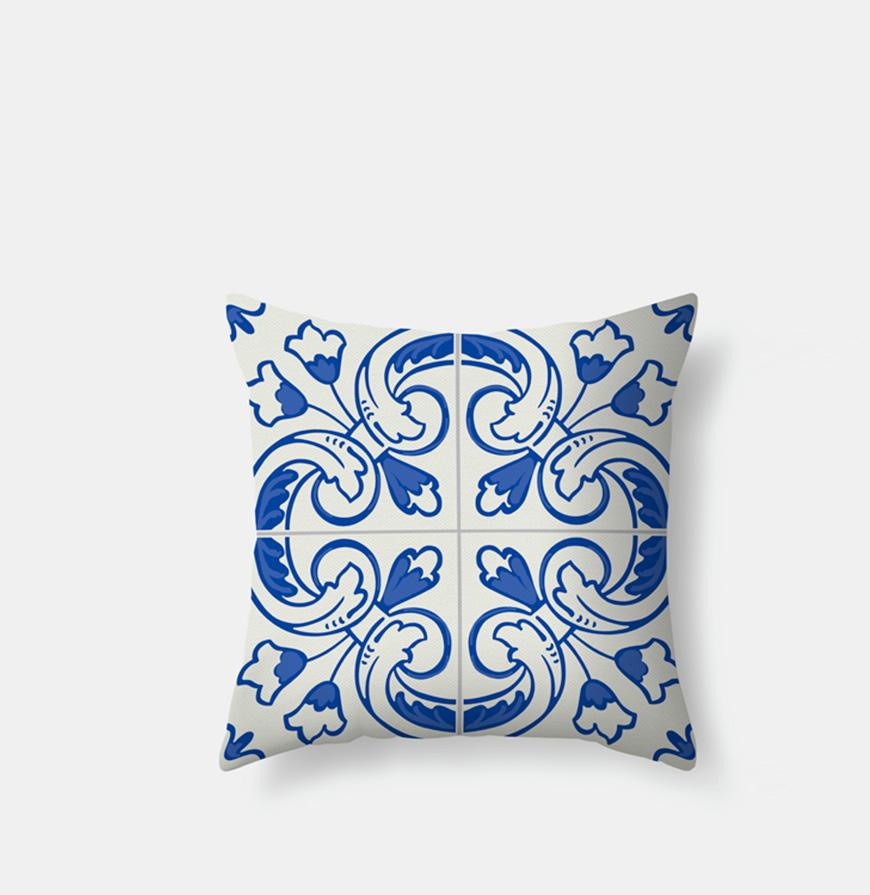 Capa de Almofada de Autor Azulejo | Verse
