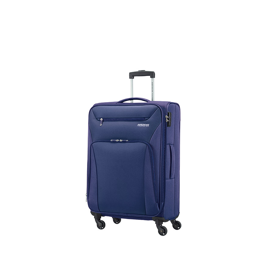 Mala American Tourister® HyperStream Spinner 55cm | Azul