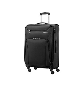 Mala American Tourister® HyperStream Spinner 68cm | Preto