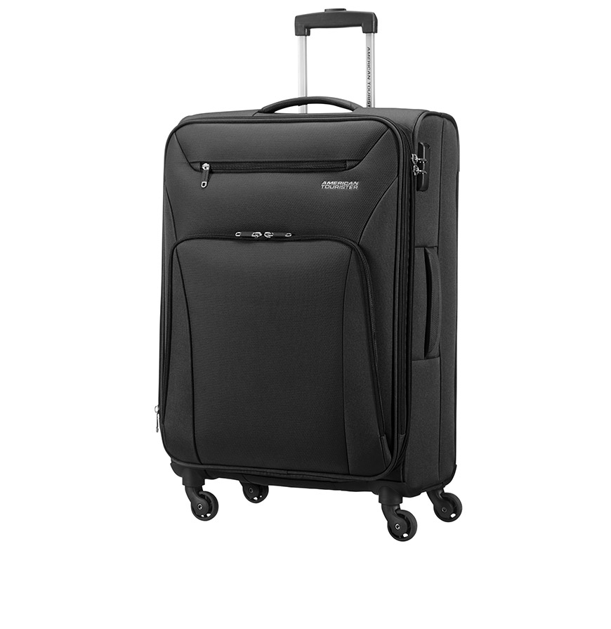 Mala American Tourister® HyperStream Spinner 79cm | Preto