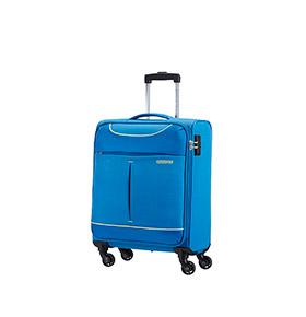 Mala American Tourister® Hyperfly Spinner 55cm | Azul