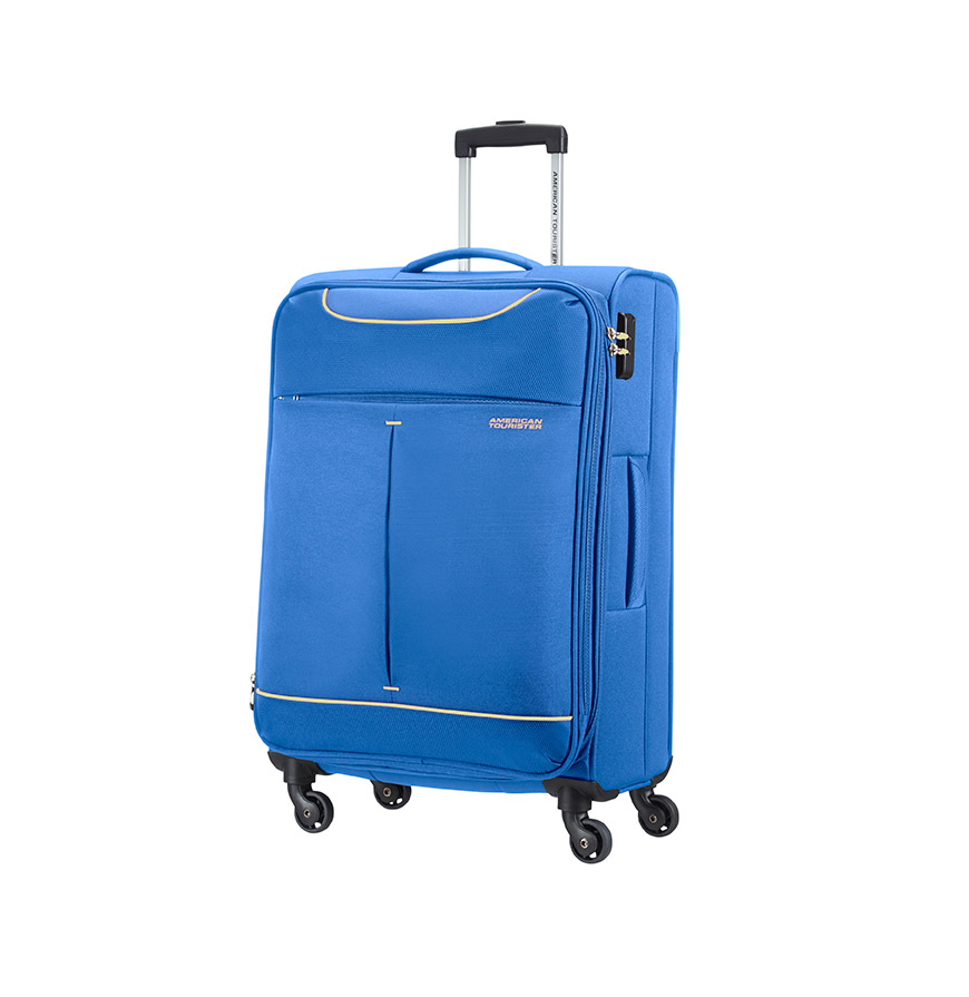 Mala American Tourister® Hyperfly Spinner 68 | Azul