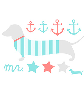 Vinil Decorativo Mr. Pooch®