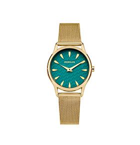 Relógio Morgan® Dourado | M1212UGM