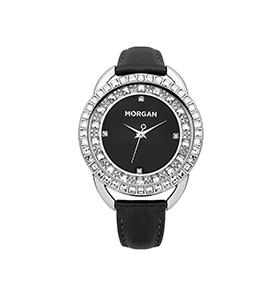 Relógio Morgan® Preto   M1206B