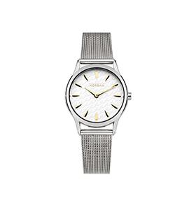 Relógio Morgan® Prateado | M1212SM