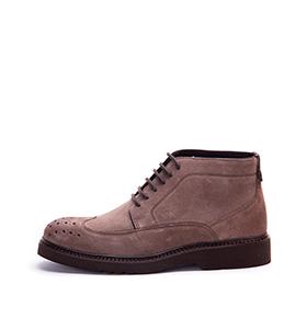 Sapatos em Pele 30417006 Camport® | Cinza