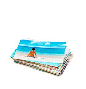 Impressão de 108 Fotografias 10x15cm | Recordar é Viver!