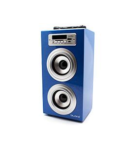 Coluna JoyBox® com Bluetooth | Azul