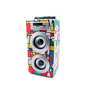 Coluna JoyBox® com Bluetooth | Picasso