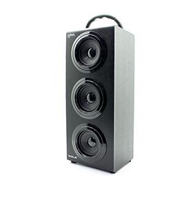 Coluna JoyBox® com Bluetooth NBX | Preto