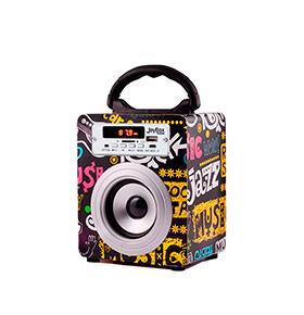 Coluna JoyBox® com Bluetooth Pocket | Music