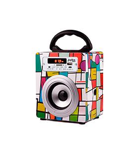 Coluna JoyBox® com Bluetooth Pocket | Picasso