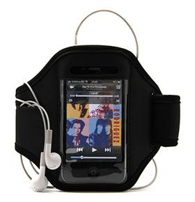 Bracelete Desportiva para iPhone 4 ou iPod