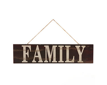 Letreiro Decorativo | Family