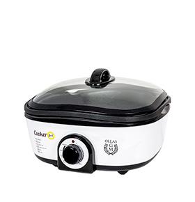 Robot de Cozinha 8 em 1 | Cecotec®