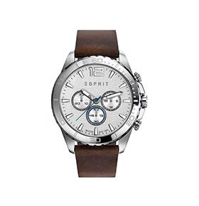 Relógio Esprit® Aiden | Castanho Escuro