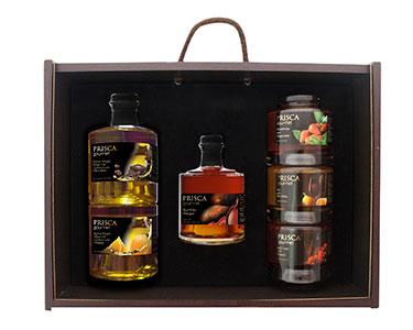 Cabaz 6 Produtos Gourmet | Casa da Prisca®