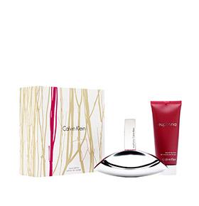 Coffret Calvin Klein Euphoria | Perfume e Creme de Corpo Sensual