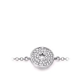 Pulseira Rhea® Silver | Estrela