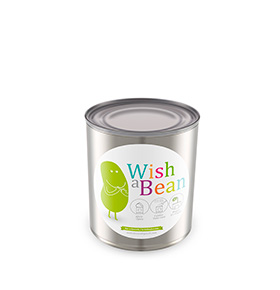 Feijões Mágicos Wish A Bean |Amo-te