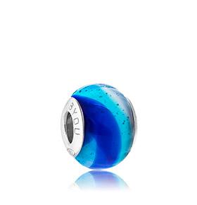 Conta de Vidro Byou® Sunsets | Azul