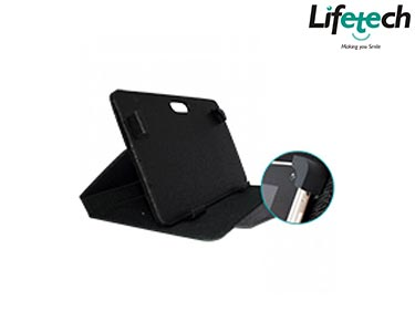 Capa p/ Tablet King Safe Sport 7' e 8' Preto | Lifetech®
