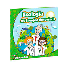 Science4you® Livro Ecologia