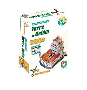 Science4you® Mini Construção 3D | Torre de Belém