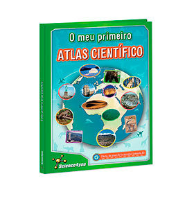 Science4you® O meu primeiro Atlas Científico