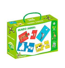 Science4you® Puzzle Mundo Animal PT