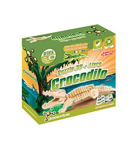 Science4you® Puzzle 3D | Crocodilo PT