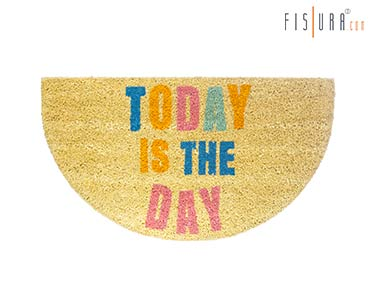 "Tapete HR ""Today is the Day"" Natural 