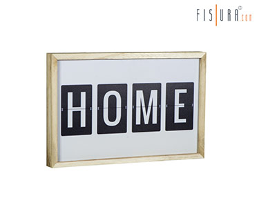 Quadro Luminoso Home